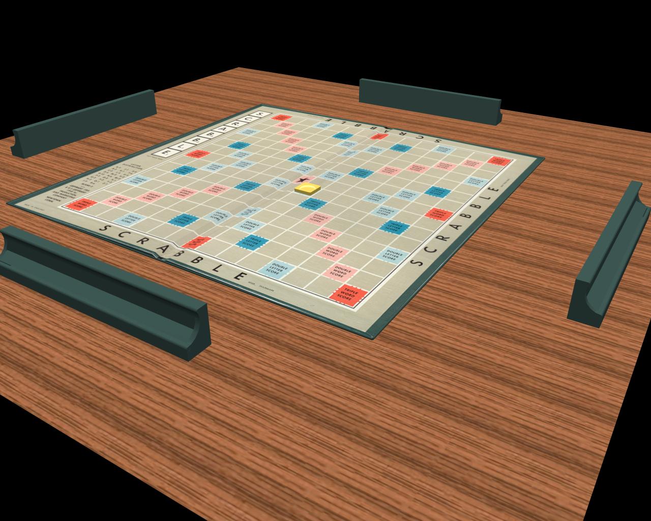 Scrabble en Maya